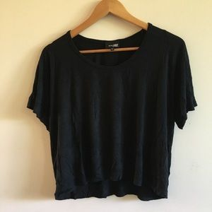 Aritzia Wilfred Free Crop T Shirt